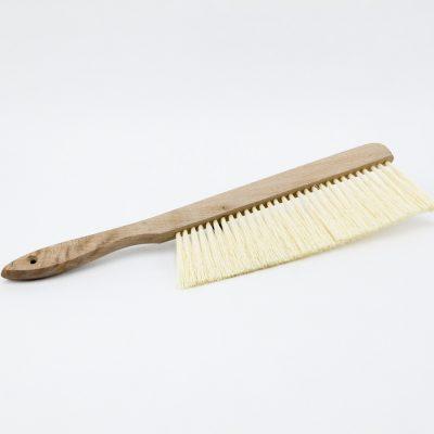 Cepillo-desabejar-madera doble filera, Raspall fusta doble filera, Brosse en bois, Brush wood
