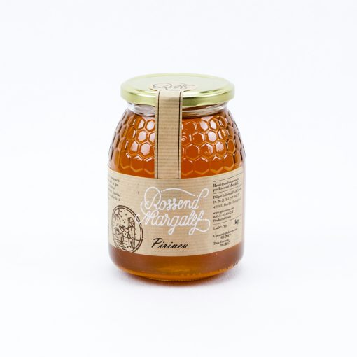 Miel de Pirineo, Mel de Pirineu, Miel de Pyrenées, Pyrenees honey.