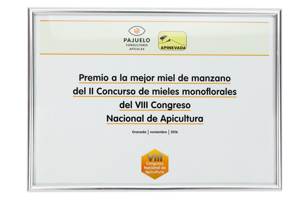 VIII National Congress of Beekeeping 2016