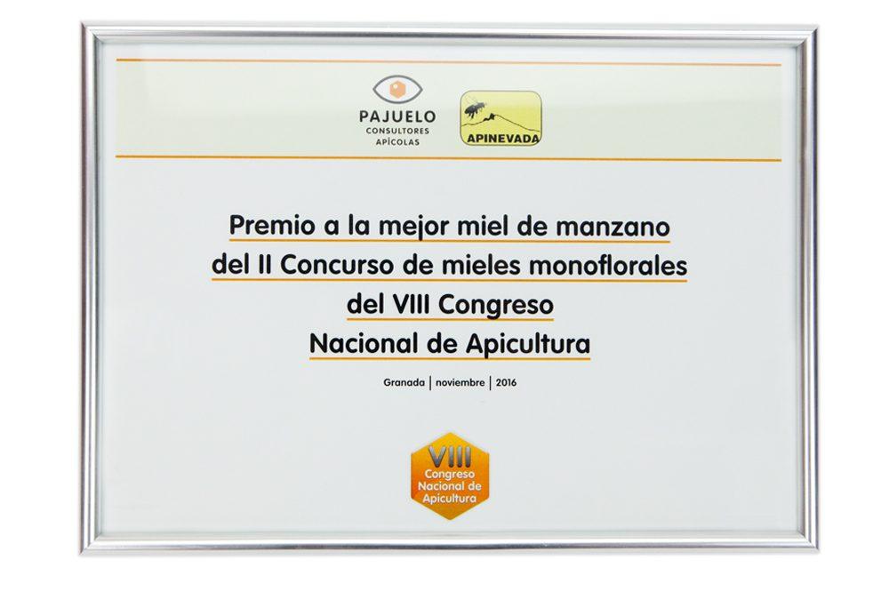 VIII Congrés national d'apiculture à Grenade , Espagne