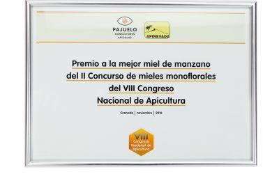 VIII National Congress of Beekeeping 2016
