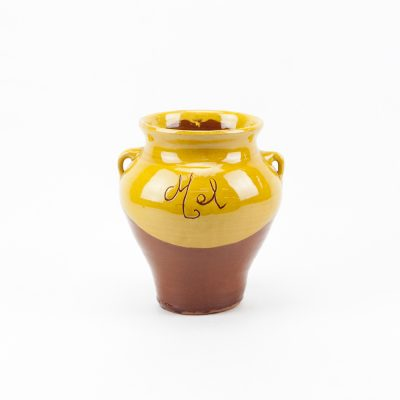 Bote cerámica, pot cerámica, jara, ceramic