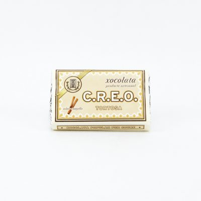 Chocolate con canela, Xocolata amb canela