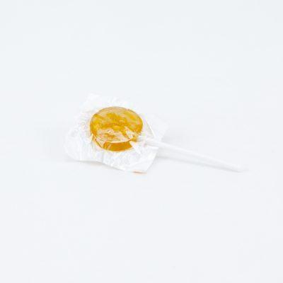 Piruleta amb mel, caramelos