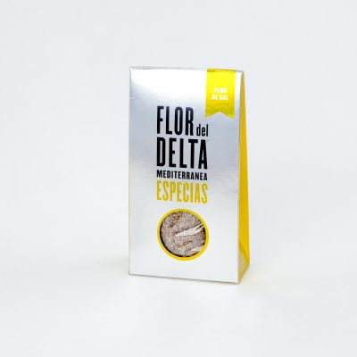 Sal del Delta con especies, Sal del Delta amb especies, Sel, Salt