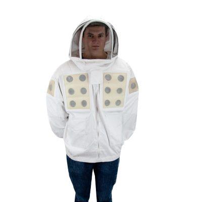 Blusón apicultor, Brusó apicultor, Blouson apiculteur, Beekeeper suit